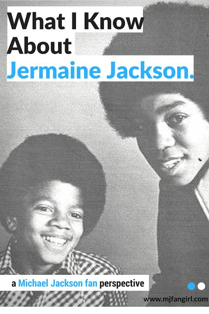 What I Know About Jermaine Jackson- A Michael Jackson Fan Perspective | Jackson 5 | Michael Jackson | Jackson Five | Black Music | Motown