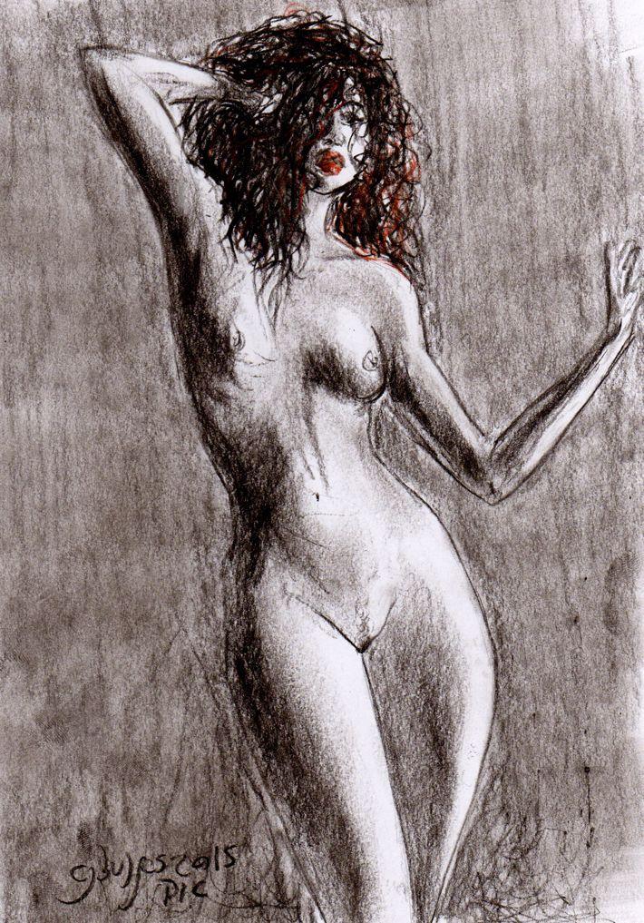 1 hour #sketch