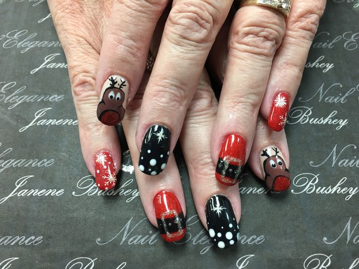 7 best Nail art from Nail Elegance Spa & More images on Pinterest ...