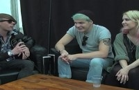 Backstage Interview with-Hadouken! at Reading and Leeds Festival 2012