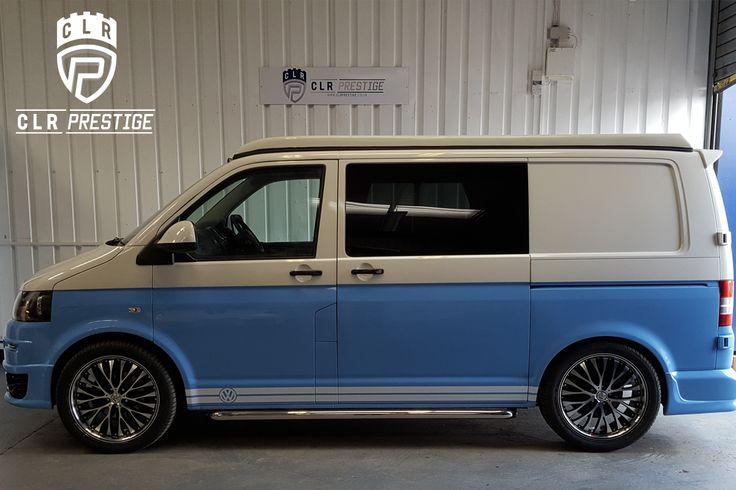 VW TRANSPORTER SPORTLINE KIT FACELIFT – CLR Prestige