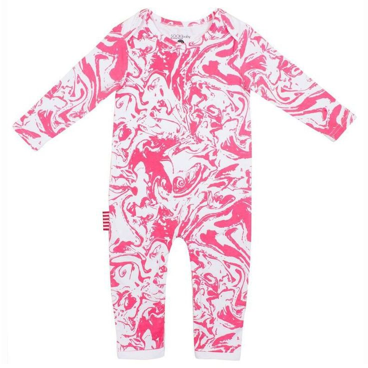 SOOKIbaby Losing My Marbles Classic Long Sleeve Romper