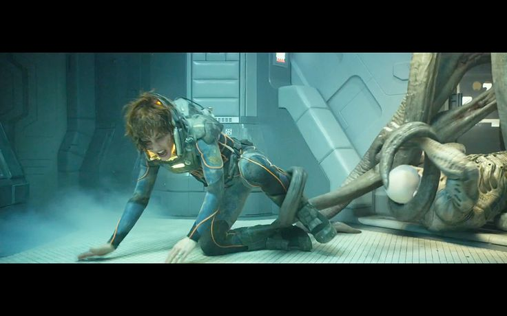 Ridley Scott's Alien prequel Prometheus is a movie that's fascinated me since I first saw it. Click to read more...