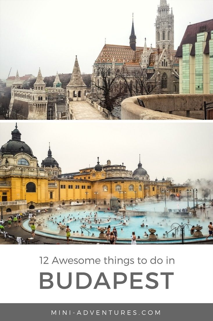 12 Awesome Things To Do In Budapest