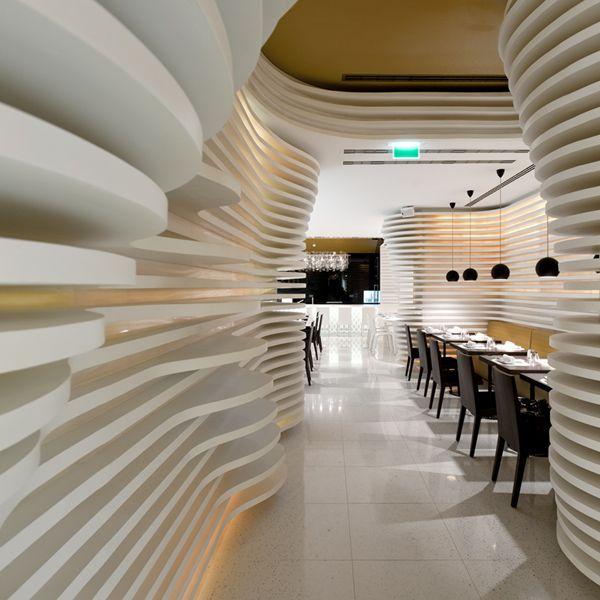 Wow! SushiCafé Avenida, designed by Miguel Saraiva & Associados.