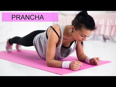 Prancha Todos os Dias - Modelos de Exercícios - YouTube