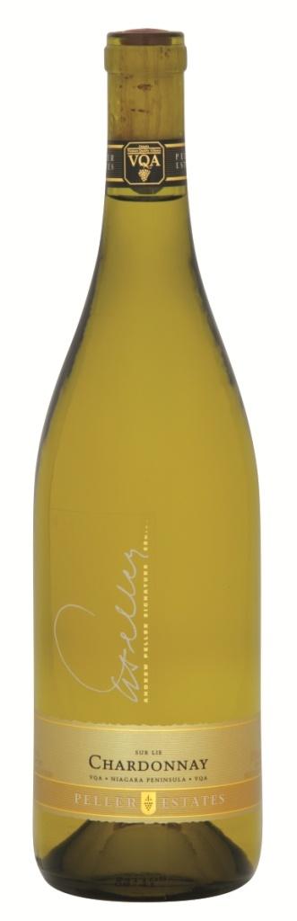 Peller 2007 Private Reserve Chardonnay, Peller Estates Winery, Niagara-on-the-Lake, Ontario