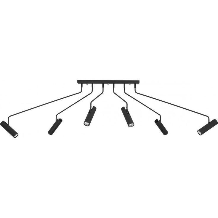 Страна Польша Коллекция Eye Super Black Высота, Мм 560 Количество Ламп 6 Мощность Лампы, W 35 Общая Мощность, W 210 Площадь Освещения, М2 11,7 Тип Цоколя GU10 Тип Лампочки (Основной) Галогеновая Напряжение, V 220 Степень Защиты, IP 20 Виды Материалов Металлические Материал Арматуры Металл Материал Плафонов Металл Цвет Черный Цвет Арматуры Черный Цвет Плафонов Черный Место Установки На потолок Стиль Хай-тек Форма Плафона Цилиндр Интерьер Для гостиной