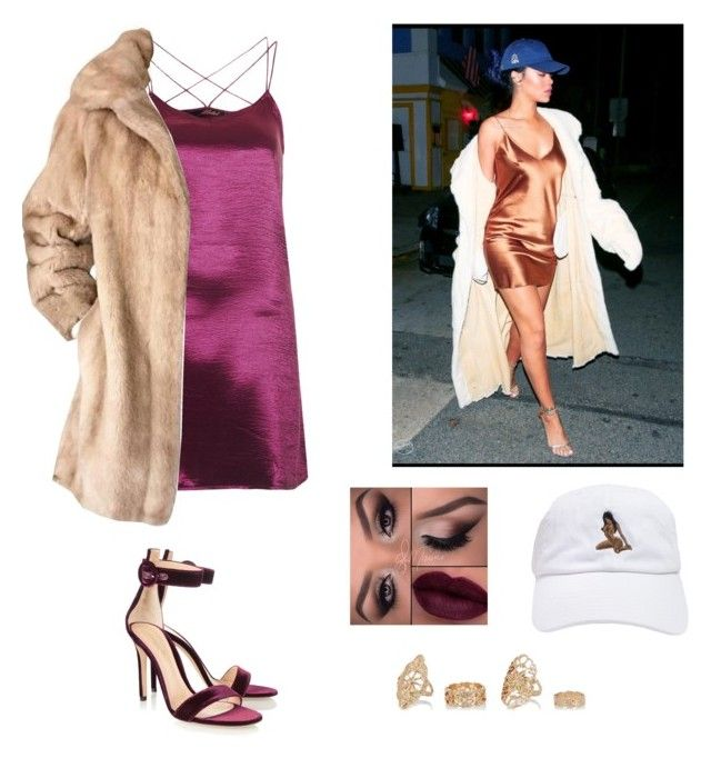 Like RiRi💵 by fromlovetohate on Polyvore featuring polyvore fashion style Motel Lilli Ann Gianvito Rossi River Island clothing