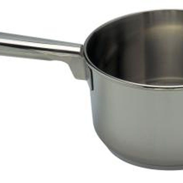 How To Clean A Stainless Steel Pot That The Water Burned