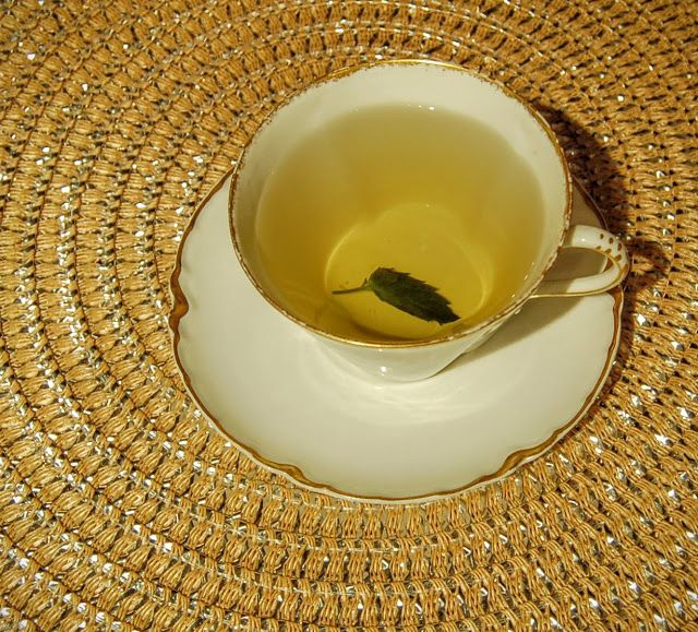 Cardamom Bliss: It's not your mamma's cooking: Herbal Leafie Tea