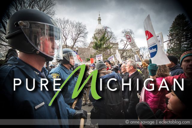 """Mich Economic Development Corporation scrubs """"Right to Work"""" links from its site after Wall St. Journal ad backlash 