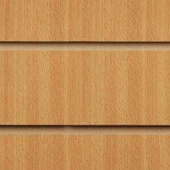 Slatwall Panel Beech
