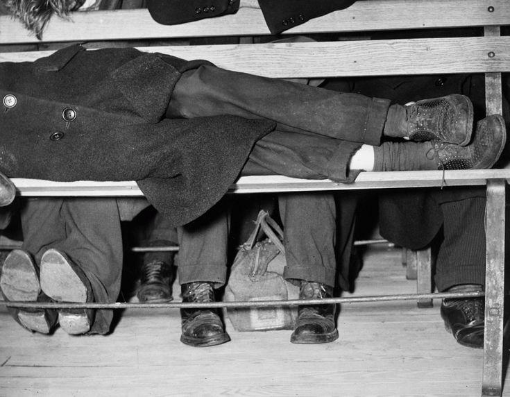Ночлежка, 1938