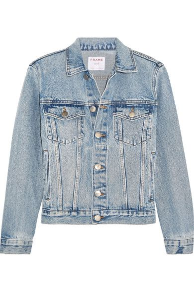 Light-blue denim  Button fastenings through front 100% cotton Machine wash Designer color: El Cid