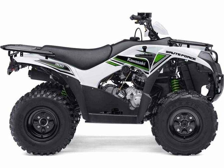 New 2016 Kawasaki Brute Force 300 ATVs For Sale in Connecticut. 2016 Kawasaki Brute Force 300, The Brute Force® 300 ATV is perfect for riders 16 and older searching for a sporty and versatile ATV, packed with popular features, for a low price making it great value.Strong 271 cc liquid-cooled, four-stroke engine with electric startUltra-smooth automatic Continuously Variable Transmission (CVT) has Hi / Lo ranges and reverseRugged and powerful front and rear disc brakesFront and rear cargo…