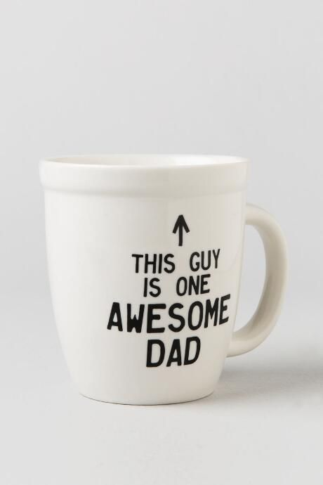 This Guy Is One Awesome Dad Arrow Mug $12.00                                                                                                                                                                                 More