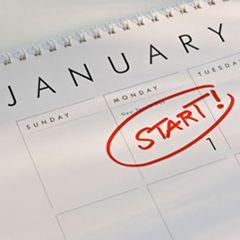 12 buoni propositi per l'anno nuovo