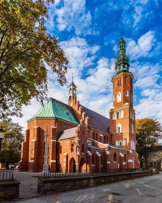Parish Church of St. John the Baptist (kosciol farny sw. Jana Chrzciciela), Radom, Poland
