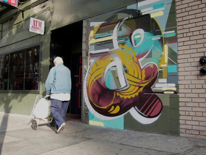 Ripo and Kofie in San Francisco