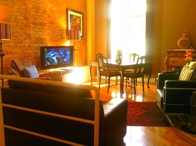 27 best montreal pied a terre 39 s images on pinterest for Cabin rentals in montreal canada