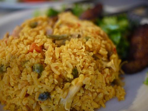 arroz con pollo <3