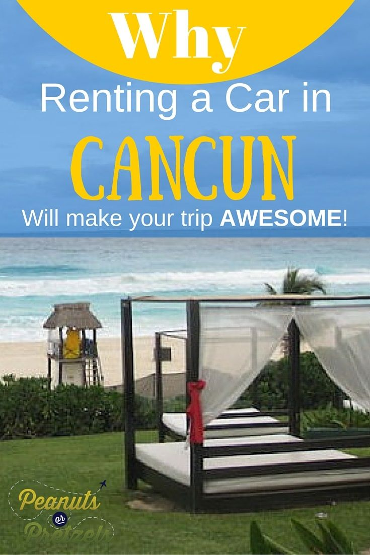 Hotel sandos cancun luxury experience resort marf travel vacation - Why Renting A Car In Cancun Will Make Your Trip Awesome