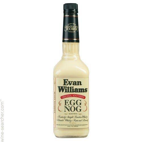 Evan Williams Egg Nog | Evan Williams