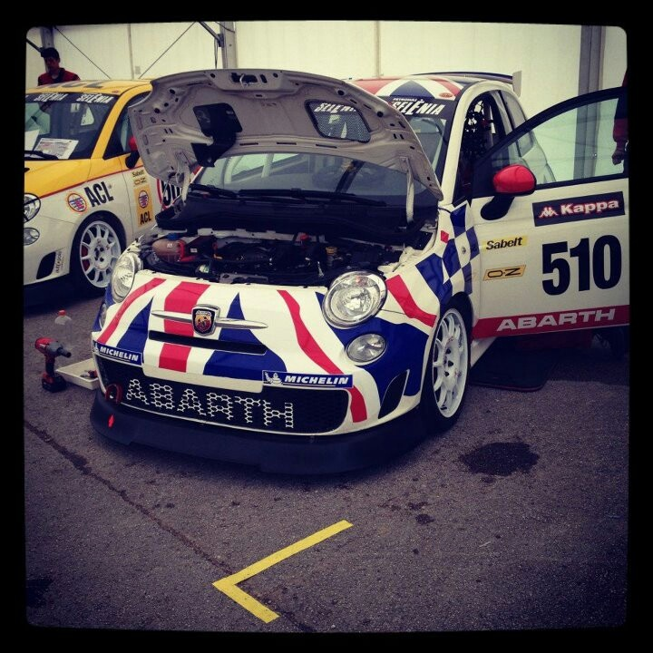 1000+ Images About Fiat 500 Abarth On Pinterest