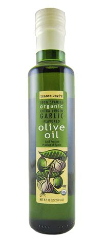 Spanish Organic Garlic Flavored EVOO