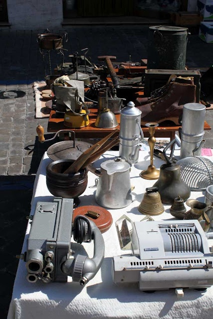 Fano Antique Market Italy 2nd Sunday of each month