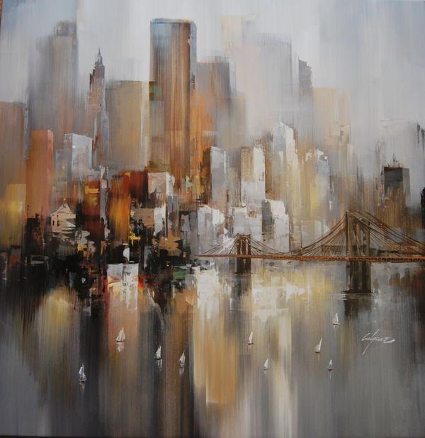 Bevorzugt Les 25 meilleures idées de la catégorie Peinture abstraite sur  BL49