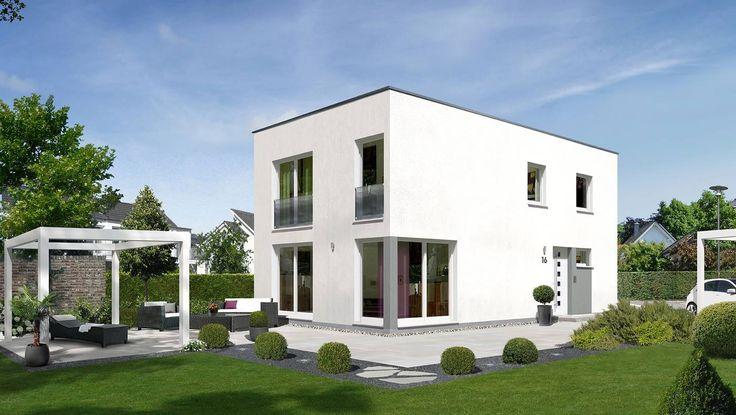 Das City 136 - Ihr Town & Country Massivhaus...