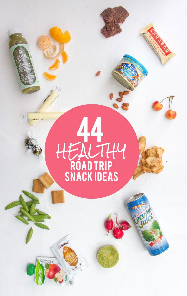 Heading on a family vacation? Check out this list of healthy road trip snack ideas to keep everyone happy!
