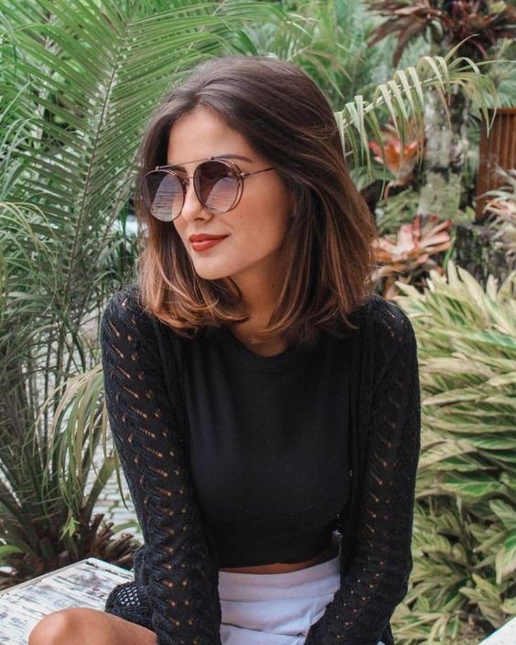 40 Inspirierende Ideen für mittellange Frisuren, die Sie lieben werden – Hairstyles