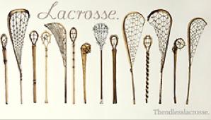 Old school lacrosse