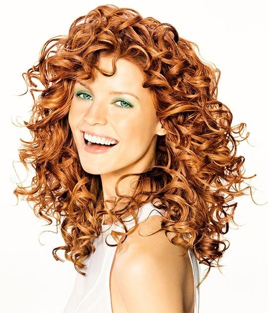 Is it possible to get hair permed like this? of course it is... witj la femme india's expert stylist...