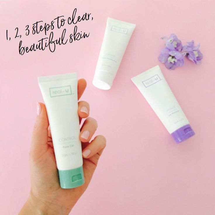 Head to https://real-u.com.au to rebuild your skin's health without the nasties ✨