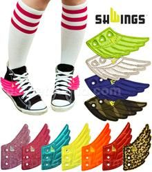 Shwings Shoe Wings  $8.99  For anyone who loves Percy Jackson and the Olympians or Greek Mythology! #hermes