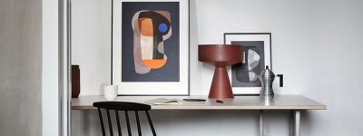 Abstract Art Prints by Atelier Cph for The Poster Club