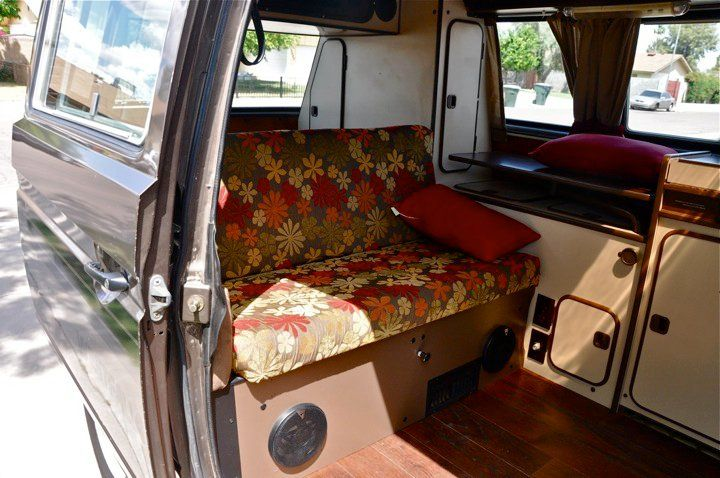 Vw westfalia interior gwynne shay 39 s vw vanagon for Interior westfalia