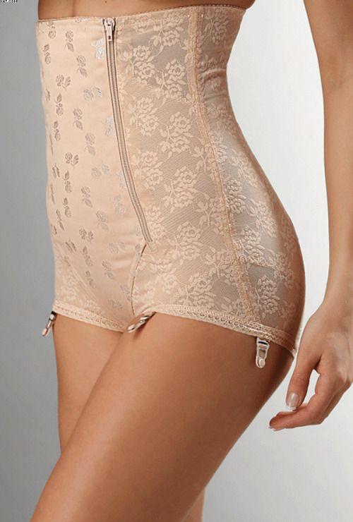 Panties bras girdles corsolettes