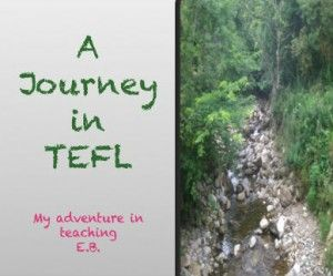 a journey in TEFL - many links to other blogs, as well