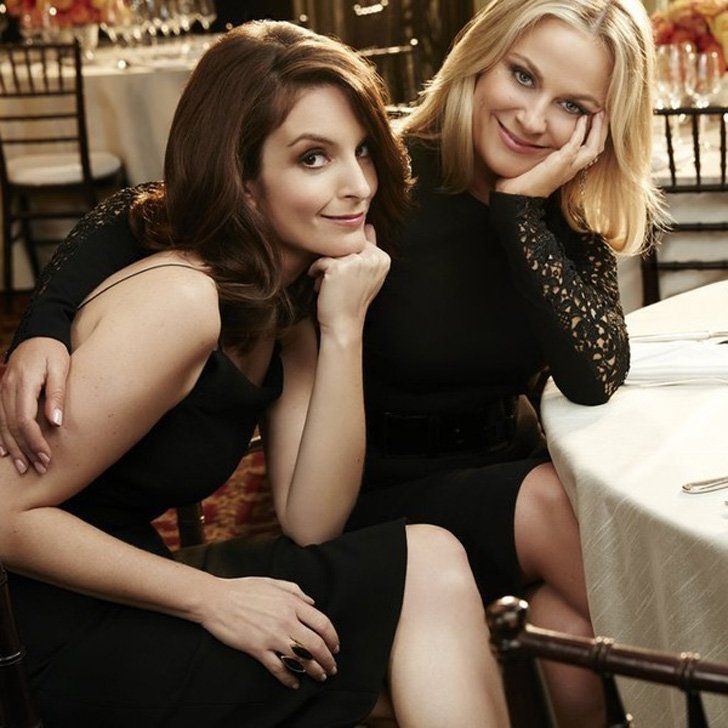 Pin for Later: Tina Fey and Amy Poehler Will Remind You Why the Golden Globes Are Awesome