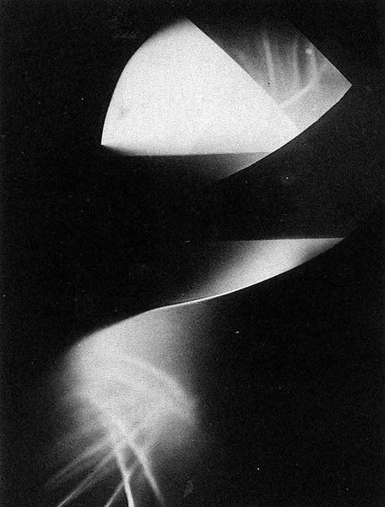 Laszlo Moholy-Nagy, Photogram, 1923-1929