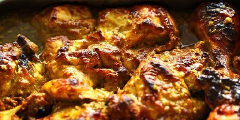 Chicken tikka masala - Her er en enkel oppskrift på klassikeren kylling tikka masala.