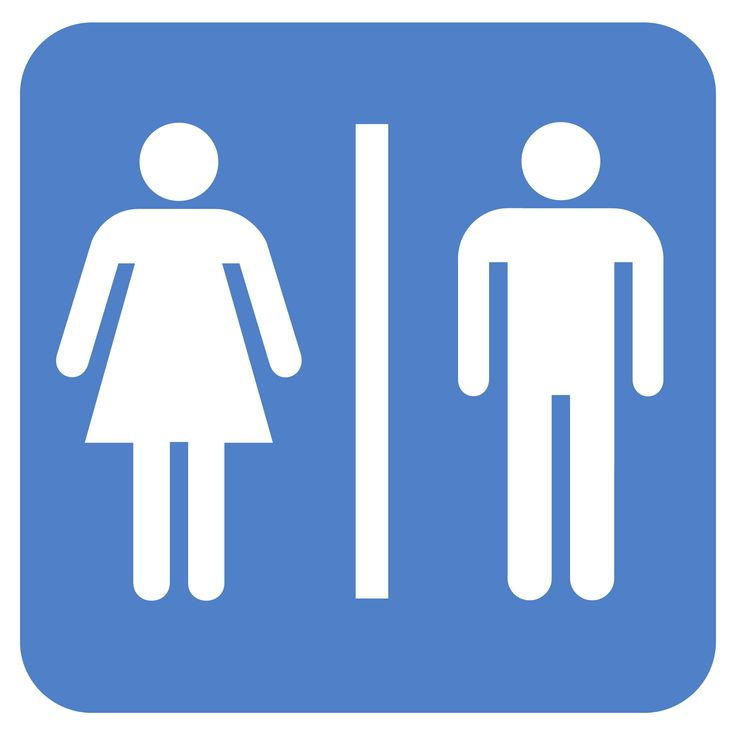 This Woman in Charlotte, NC Went to the Restroom - Look at what happened