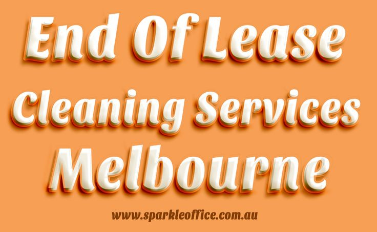 Many people do not clean up a place because they do not have enough time. Check this link right here http://www.sparkleoffice.com.au/ for more information on end of lease cleaning services Melbourne. This is where lease cleaning services play their part. If you decide to hire end of lease cleaning services Melbourne then you can enjoy a number of benefits. Follow us: http://domesticcleaningmelbourne.beep.com