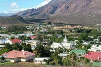 Montagu -  Montagu is an historical town with many beautifully preserved examples of early Cape architecture and is just 24 kms from our farm. It is also unique in that vineyards and orchards grow right in the town. There are a number of very good restaurants and you will find menus in your cottage. There are also regular markets, music events and other activities in the town - ask us and we will let you know if anything special is on during your stay.