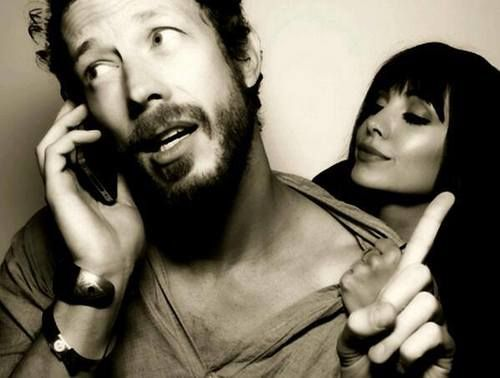Kris holden Ried and Ksenia Solo ♥